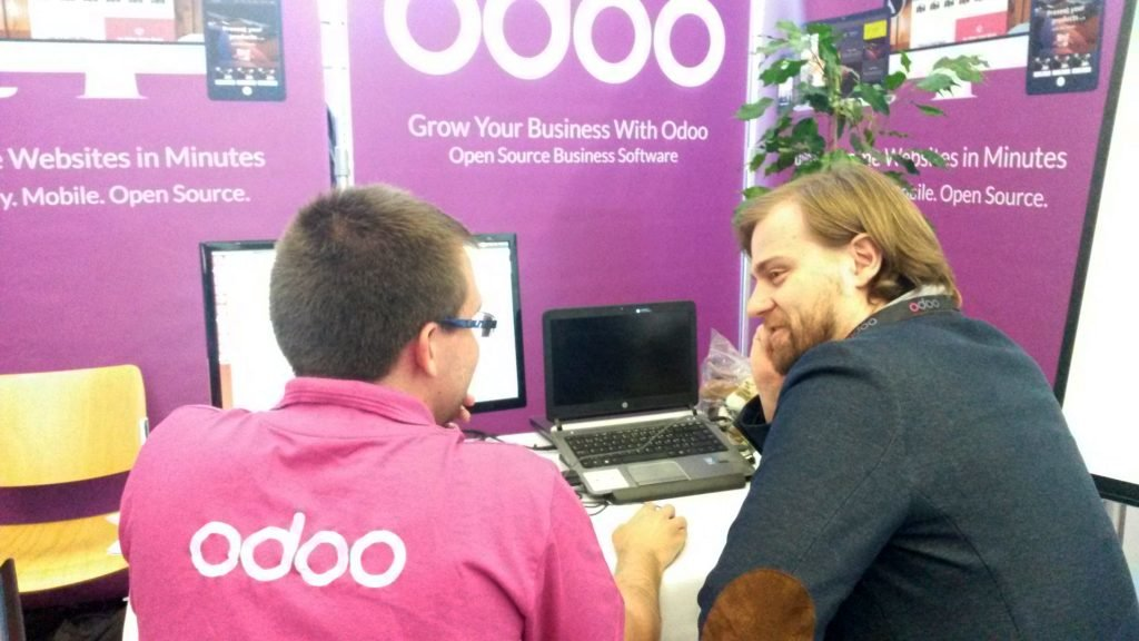 odoo accounting - svante