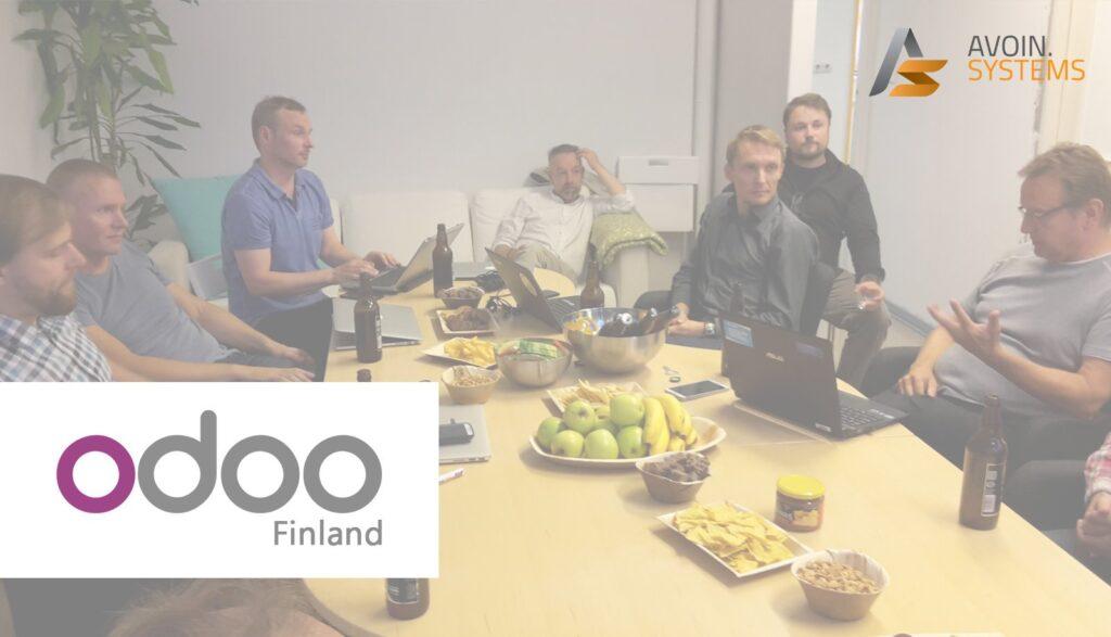 Odoo Finland - FUUG-apuraha