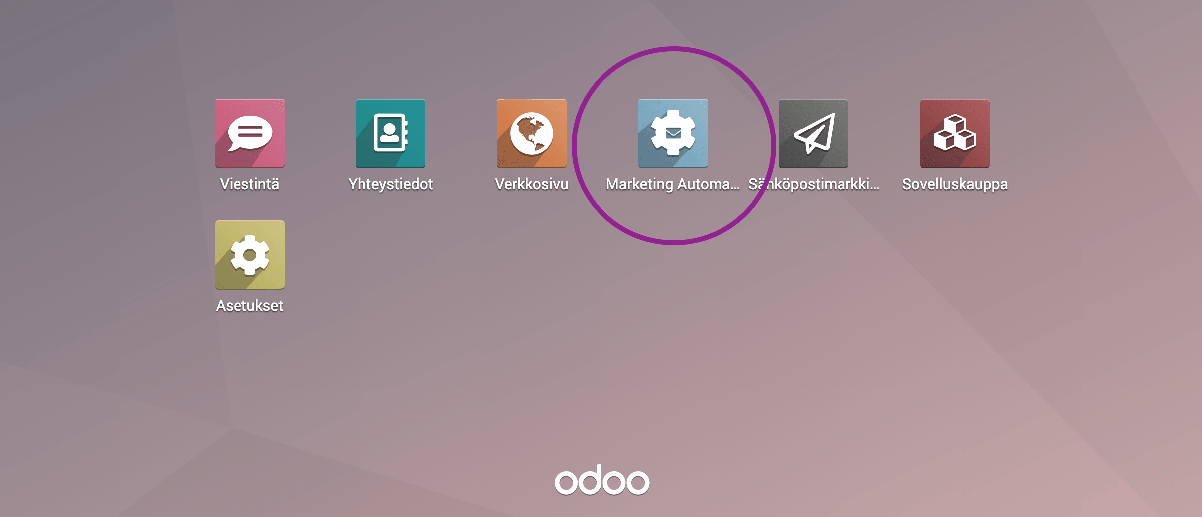 Odoo-marketing-automation